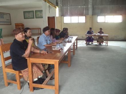 500 Sertifikat  Diserahkan ke Warga Desa Telaga