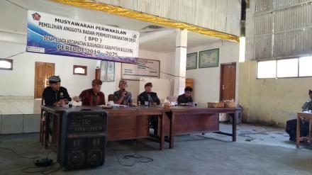 Desa Telaga Telah Laksanakan Pemilihan BPD, Ini Hasilnya