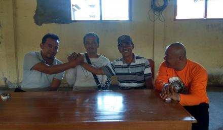 Desa Telaga Sukses Gelar Proses Demokrasi Pilkel 2019