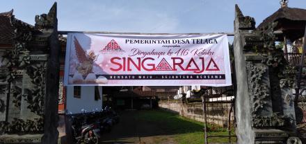 Memeriahkan Peringatan HUT ke-416 Kota Singaraja Tahun 2020