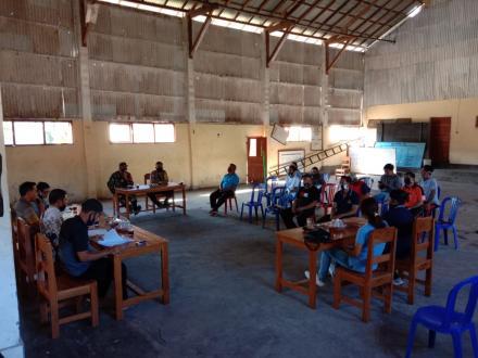 Pemerintah Desa Telaga Laksanakan MusDesSus Perpanjangan BLT DD Gelomang III